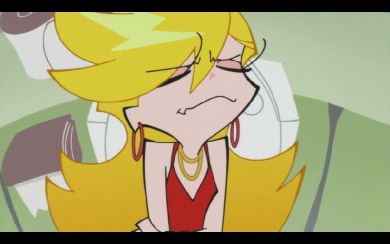 Panty and Stocking 1-4