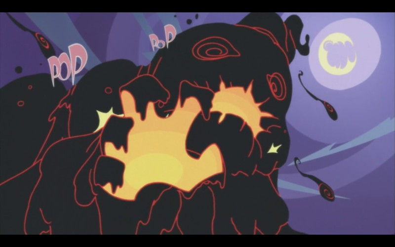 Panty and Stocking 1-6